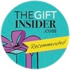 The Gift Insider.com Recommended Gift Badge